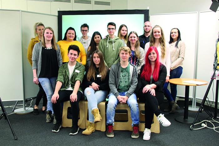 Gruppenfoto LBF Feldbach