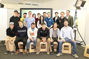 Gruppenfoto der BS für Brau und Getraenketechnik