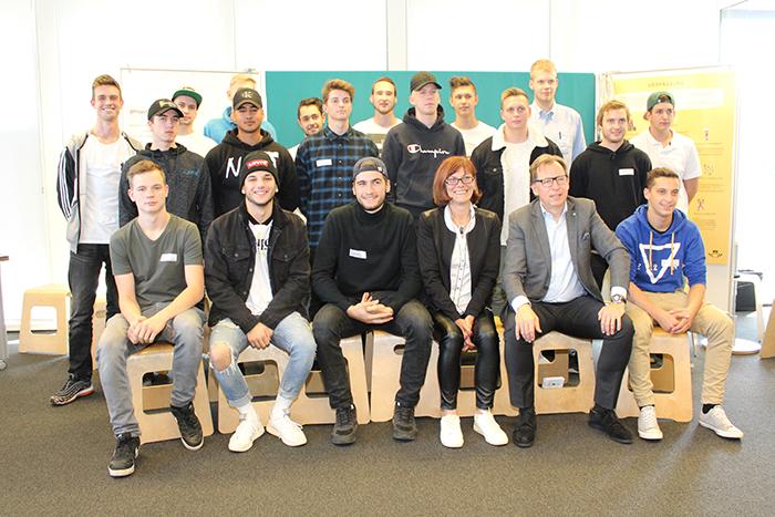 Gruppenfoto Landesberufsschule Knittelfeld